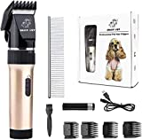 ENJOY PET Dog Grooming Clippers for Pet Low Noise, Professional Dog Hair Trimmer