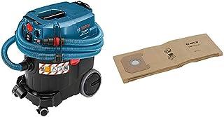 Bosch 06019C31W0 Aspiradora, 1380 W, 240 V + Bosch 2 607 432 035  - Bolsa de filtros de papel - - (pack de 5)