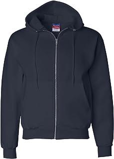 S800 - Eco Full-Zip Hooded Sweatshirt