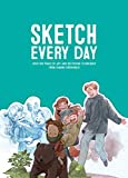 Sketch Every Day: 100+ simple drawing exercises from Simone Grünewald
