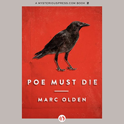 Poe Must Die audiobook cover art