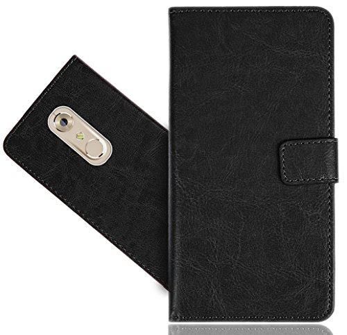 FoneExpert® ZTE Axon 7 Mini Handy Tasche, Wallet Hülle Flip Cover Hüllen Etui Hülle Premium Ledertasche Lederhülle Schutzhülle Für ZTE Axon 7 Mini