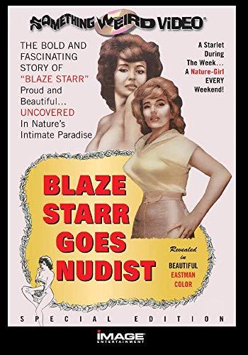 Blaze Starr Goes Nudist