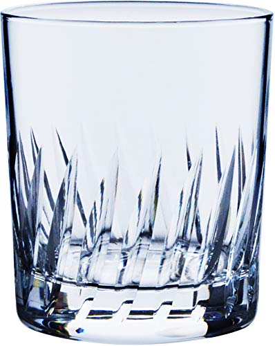 東洋佐々木ガラス オンザロック 245ml フェザーカット 日本製 食洗機対応 B-30109-C702