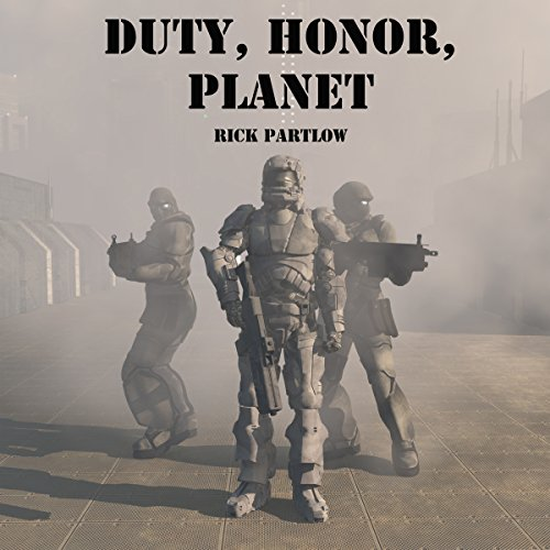 Duty, Honor, Planet cover art