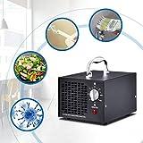Purificador de aire industrial O3 de 3500 MG/h para uso comercial, desodorante y...