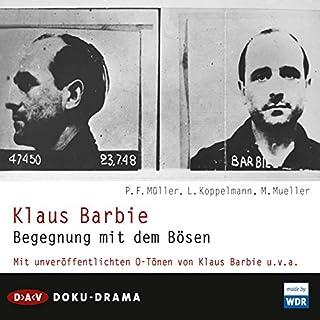 Klaus Barbie. Begegnung mit dem Bösen Titelbild