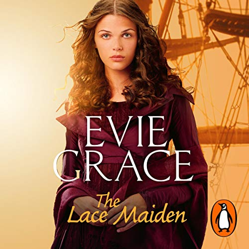 The Lace Maiden cover art