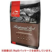 【セット販売】オリジン ドライ 犬用 レジオナルレッド 2kg×2コ