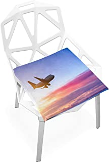 Seat Cushion Flying to South America from Australia Chair Cushion Offices Butt Chair Pads Square Wheelchairs Mat for Computer
