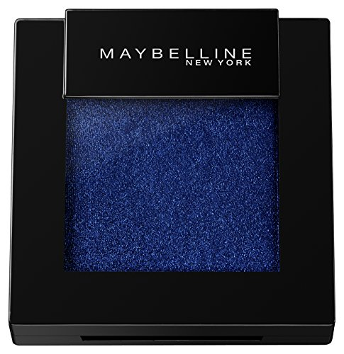 Maybelline New York Color Sensational Mono Lidschatten Nr. 105 Royal Blue, 1er Pack (1 x 2 g)