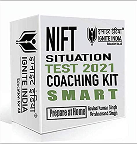 NIFT SITUATION TEST SMART KIT [ IGNITE INDIA EDUCATION ] MOCK TEST PAPER FREE