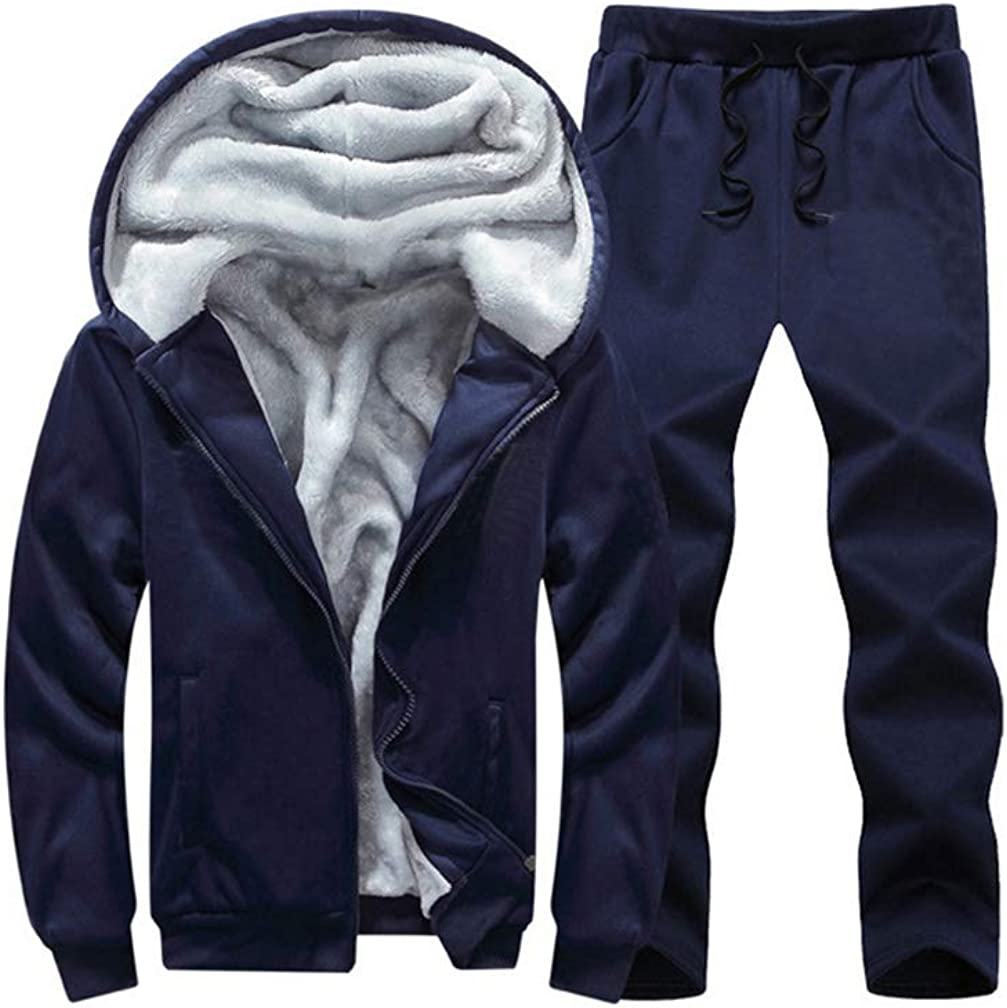 Lavnis Men's Casual Tracksuit Long Jogging Complete Free Shipping Athlet Tampa Mall Running Sleeve