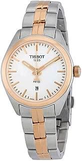 Tissot PR100 Silver Dial Ladies Watch T101.210.22.031.01