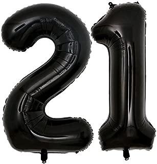 Best big foil number balloons Reviews