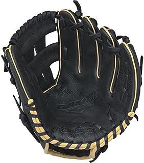 Rawlings juventud jugador jarra/Infield guantes de béisbol (diamante único Post Web...