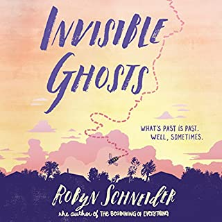 Invisible Ghosts audiobook cover art