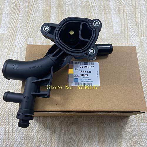 Genuine No.25193922 termostato vivienda bomba de agua salida se adapta a Chevrolet - Cruze Sonic Trax Buick - Encore 1.4T 55565334 1338030