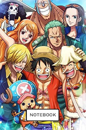 Notebook : One Piece Notebook