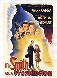 Mr Smith Goes To Washington James Stewart Movie Poster Ca.