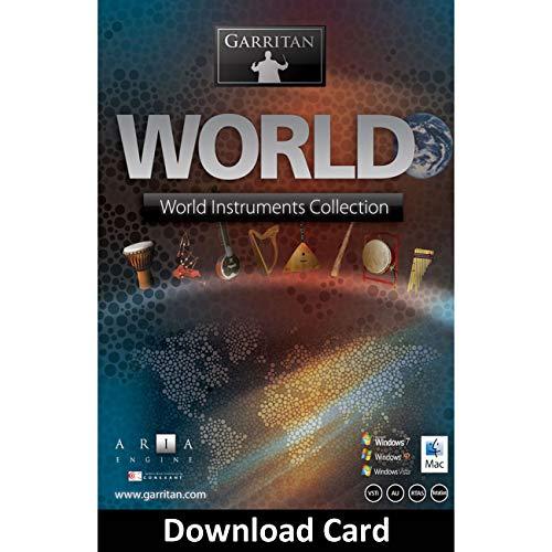 Garritan World Instruments (Download Card)