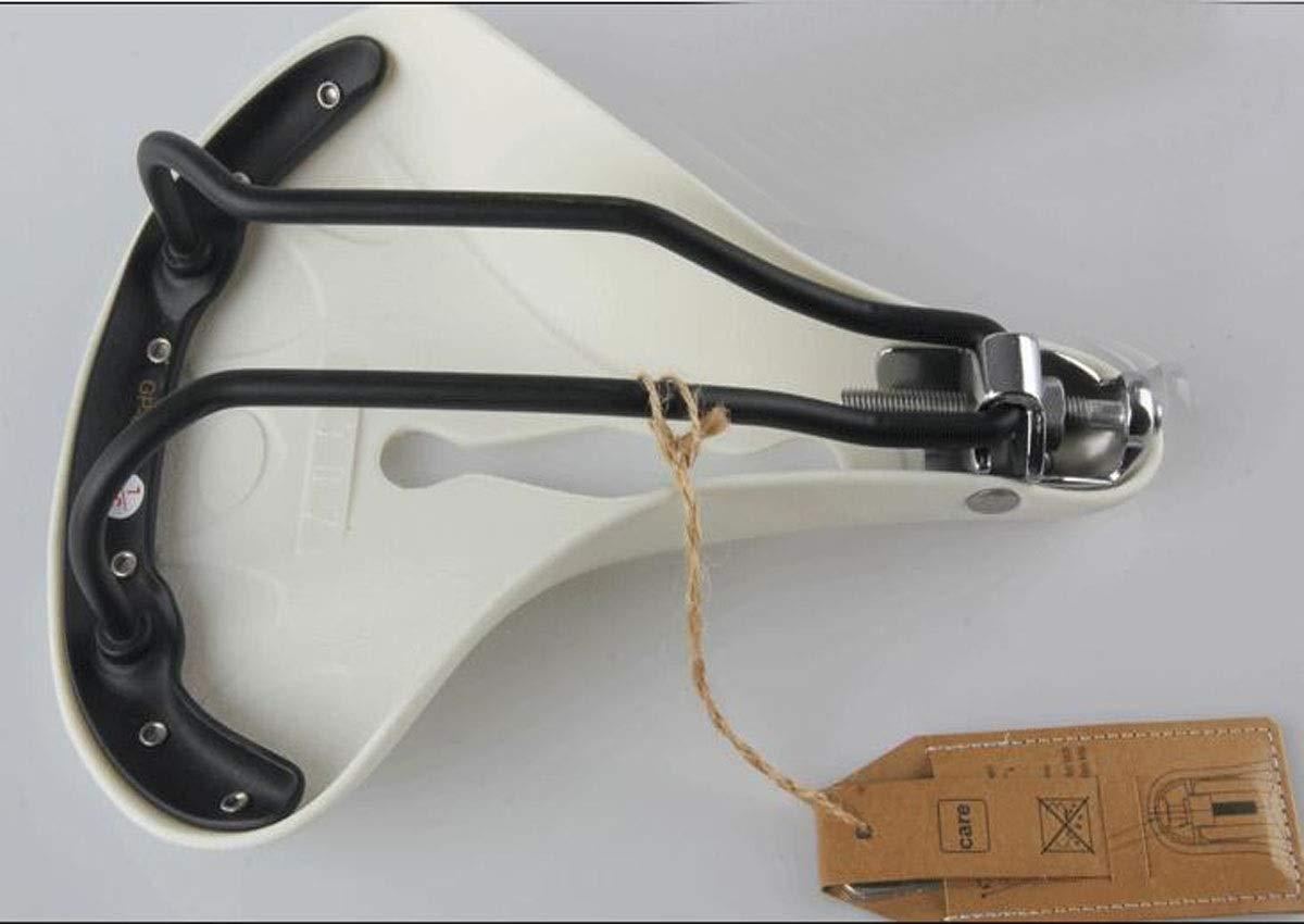 Qiyuezhuangshi01 Cojín de Bicicleta Retro, Universal ensanchado ...
