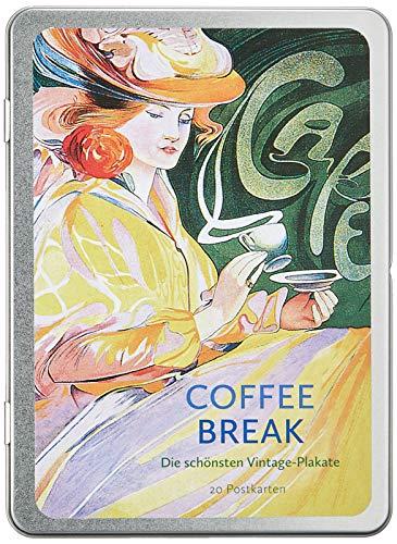 Coffee Break: Die schönsten Vintage-Plakate
