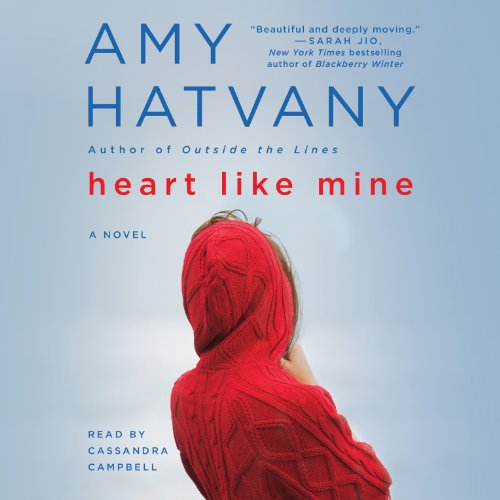 Heart Like Mine audiobook cover art