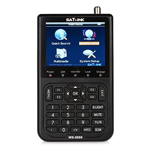 Sat-Finder Satlink WS-6908 3,5
