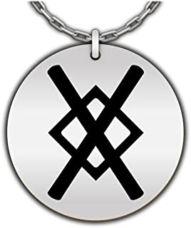 Hot Fresh And Funny Gungnir Necklace | Spear of Odin, Viking Symbol - Norse Pendant for Men, Stainless Steel