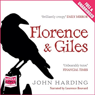 Florence and Giles cover art