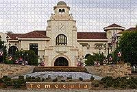 テメキュラオールドタウンUSAジグソーパズル大人用1000ピース木製トラベルギフトお土産