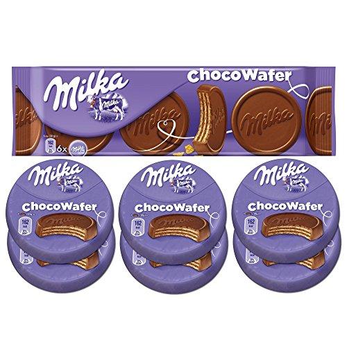 Milka - Choco wafer (waffles) 180g