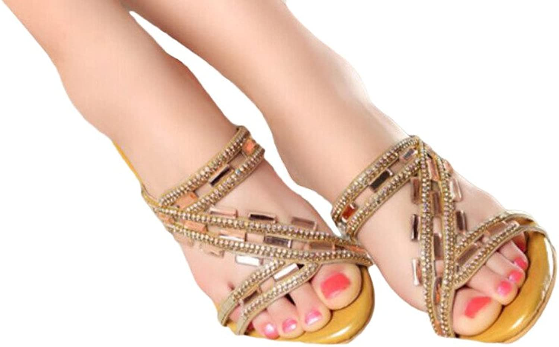 Monie Women's Handmade Bridal Dress Sandals for Wedding Crystal Stiletto Heels