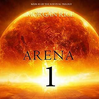 Arena 1 audiobook cover art
