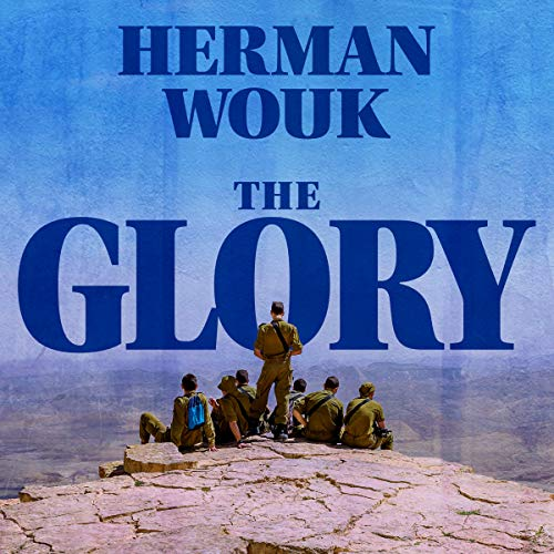 The Glory audiobook cover art
