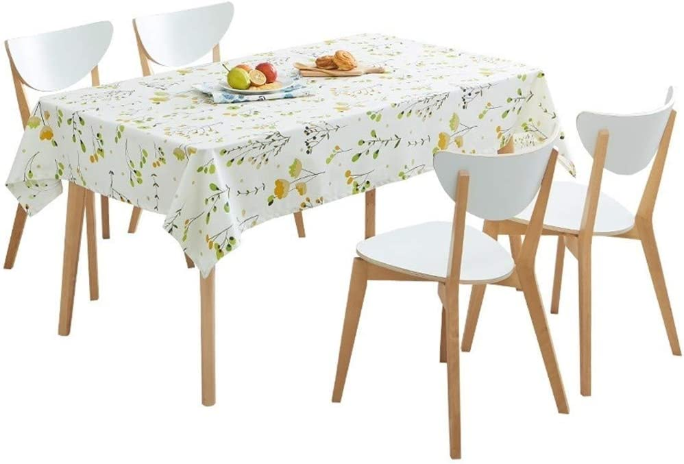 waterproof tablecloths Table Cloth Europ Oilproof and free shipping Some reservation Waterproof