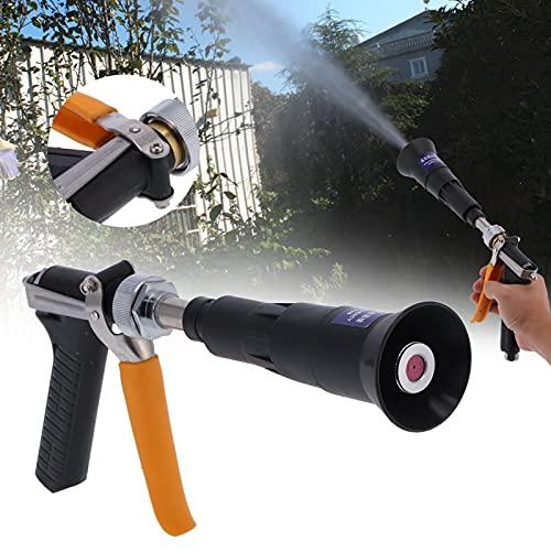 Tête de pulvérisateur réglable, pulvérisateur pulvérisateur à main respectueux de l'environnement pour le lavage de voiture pour le nettoyage des vitres pour l'allée