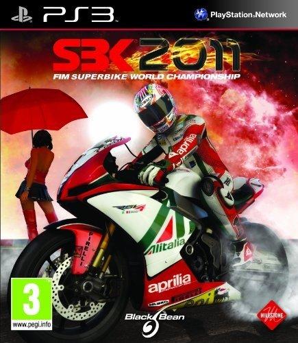 Milestone Srl SBK 2011: Superbike World Championship, PS3 videogioco PlayStation 3 Inglese