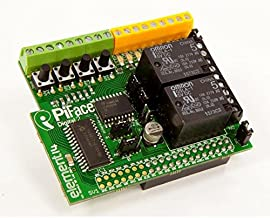 piface digital 2 relay