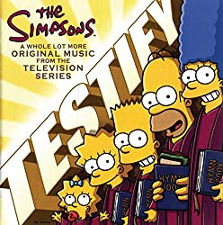 Image: Testify (Original Music From The Television Series | The Simpsons | January 1, 2007