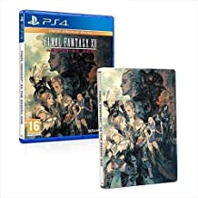 Final Fantasy XII the Zodiac Age - Limited Steelbook Edition (PS4) UK IMPORT REGION FREE