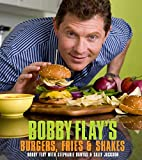Bobby Flays Burger cookbook