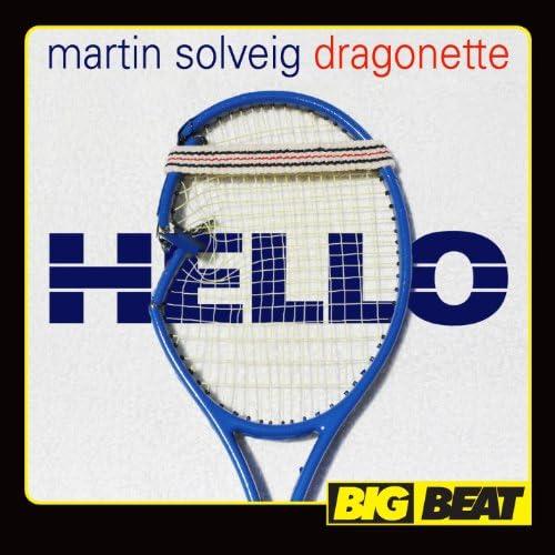 Martin Solveig, Dragonette