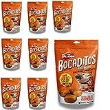 Dr. Zoo Golosinas para Perros Bocaditos Pollo Pack x 8 unid de 200 gr Snacks Chuches