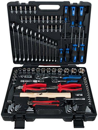 "KS Tools 918.0797 1/4"" - 1/2"" CHROMEplus Universal-Werkzeug-Satz, 97-tlg."