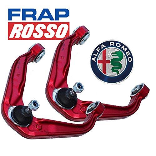 Coppia bracci oscillanti, sospensione ruota rinforzato, anteriore DX/SX FRAP (3448FR, 3449FR)