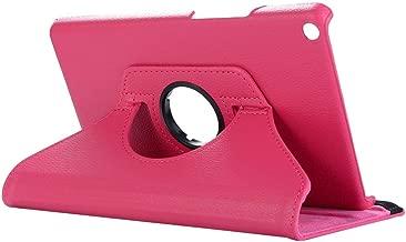 Glowjoy - Funda para Huawei Mediapad T3 de 8 Pulgadas (Ultrafina, Giro de 360°, Piel, función Atril, con imán Incorporado, para Huawei Mediapad T3 de 8 Pulgadas)