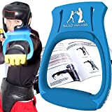 EVNIK PRO - Shadow Boxing Simulator- Perfect for Punching Speed, Fight Skill, Agility and Hand Eye Coordination Training - Comfortable Boxing Weights for Exercise at Home