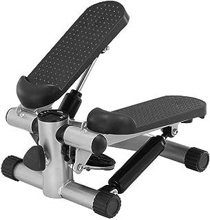 Panana ステッパー 健康器具 ウォーキング エクササイズ用 足踏み運動 室内 静音設計 有酸素運動 パワーバンド付き BC87